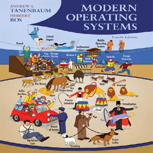 Modern Operating Systems - 4th Edition Andrew S. Tanenbaum
